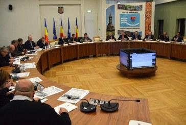Gabriel Zetea: Aproape 4.000 mii lei au fost alocati UAT-urilor in sedinta extraordinara a Consiliului Judetean Maramures, pentru echilibrarea bugetelor locale