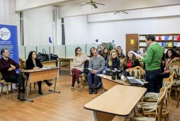 Seminar pe tema drepturilor omului la Facultatea de Litere din Baia Mare (FOTO)