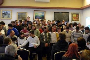 Serbare de Craciun la ASSOC Baia Mare (FOTO)