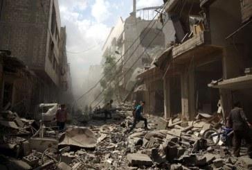 Bombele cu fragmentatie au facut 971 de victime in 2016, marea majoritate in Siria