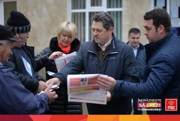 Marius Sorin Bota: Drumurile din Tara Codrului, din Tara Lapusului, de pe Valea Izei si atragerea de investitii in Maramures sunt prioritatile urmatorului mandat