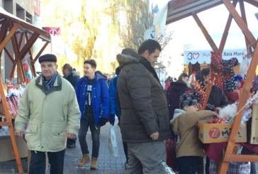 Vine Mos Nicolae! Vanzatorii ambulanti sunt in asteptarea clientilor (FOTO)