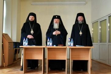 PS Iustin Sigheteanul si Arhimandritul Timotei Bel, desemnati pentru scaunul vacant de Episcop al Maramuresului si Satmarului