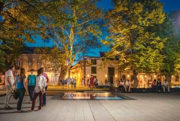 Proiectul Piata Cetatii, inscris in competitia pentru prestigiosul Premiu al Uniunii Europene pentru Arhitectura Contemporana
