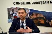 Gabriel Zetea: Consiliul Judetean Maramures este pregatit sa asigure deszapezirea pe reteaua drumurilor judetene