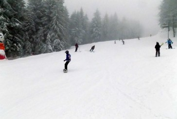 Copii din programele Hope and Homes for Children au invatat sa schieze si sa patineze de Ziua Internationala a Zapezii (FOTO)