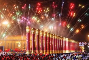"""La Beijing, Revelionul a fost marcat de """"aeropocalipsa"""""""