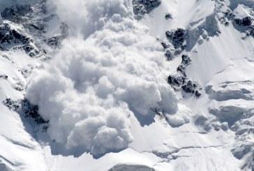 Traseele turistice din Borsa inchise datorita riscului de producere a avalanselor