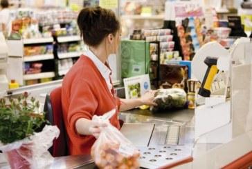 Gest emotionant facut de casiera unui supermarket din Timisoara