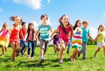 Copiii activi au un risc mai mic de a deveni depresivi mai tarziu in viata