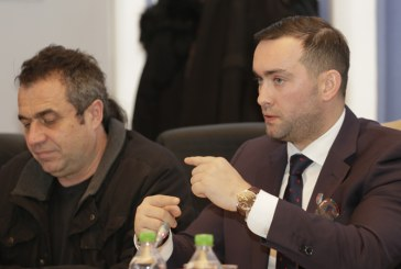Cristian Niculescu Tagarlas, din nou viceprimar. Prefectul a atacat in instanta schimbarea sa din functie