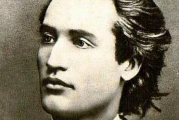 167 de ani de la nasterea lui Mihai Eminescu