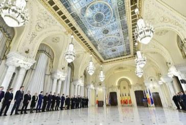 Ceremonie fara sampanie la depunerea juramantului de investitura de catre Cabinetul Grindeanu