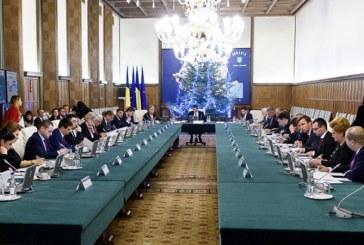 Membrii Cabinetului au analizat proiectul de buget; sedinta de guvern pe 25 ianuarie