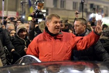 Klaus Iohannis, gasit vinovat pentru conflictul dintre SRI si MAI