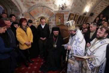 Staret nou la Manastirea Rohia