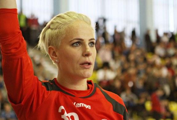 Handbal feminin: Paula Ungureanu si-a anuntat retragerea din echipa nationala
