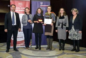 Premiu de excelenta pentru Colegiul National Mihai Eminescu Baia Mare