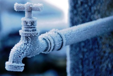 VITAL va reaminteste recomandarile privind protectia apometrelor si instalatiilor de alimentare cu apa impotriva inghetului