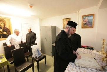 Iustin Sigheteanul, vizite la doua din spitalele din Baia Mare si la penitenciar