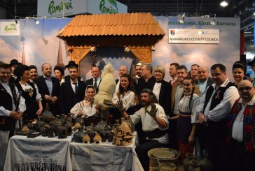 Delegatia Maramuresului prezenta la Targul de Turism din Viena s-a intalnit cu turoperatorii si seful Biroului ANT din Austria (FOTO)