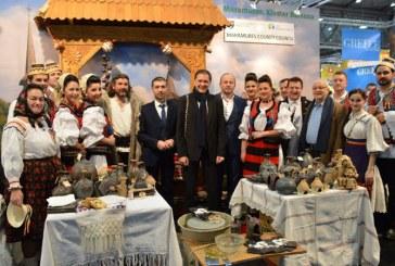 Gabriel Zetea: Maramuresul – brand recunoscut ca destinatie turistica si in Viena (FOTO)