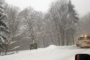 Vreme rece: Sunt asteptate ninsori in Maramures