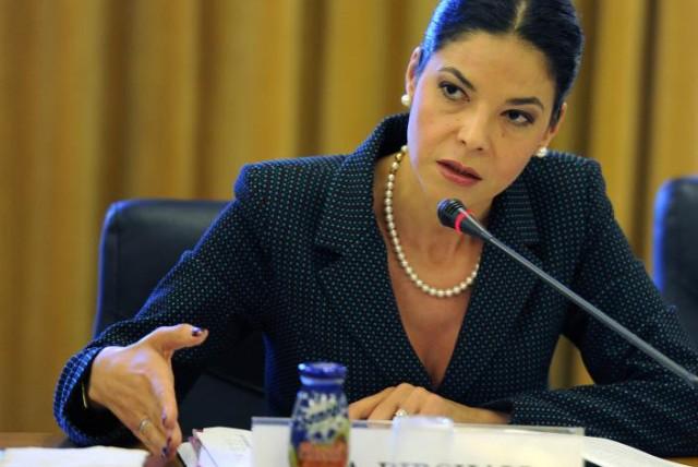 Ministrul interimar al Justitiei, Ana Birchall, anunta suspendarea procedurii de selectie a procurorului general
