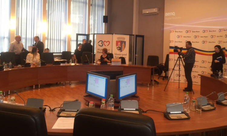Comedia din Consiliul Local Baia Mare se deruleaza in continuare: Mai multi consilieri au abandonat sedinta ordinara