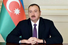 Presedintele Azerbaidjanului si-a numit sotia prim-vicepresedinte al republicii