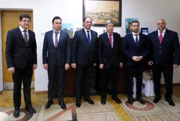 Conducerea judetului s-a intalnit cu Ambasadorul Rusiei in Romania, la Consiliul Judetean Maramures (FOTO)