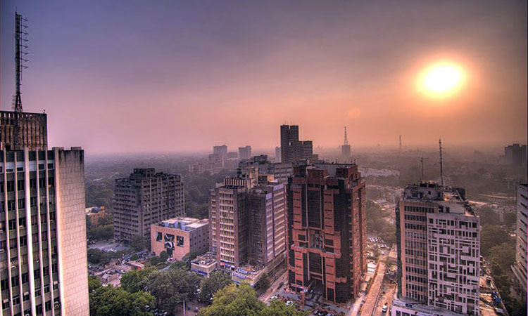 New Delhi, cea mai poluata capitala din lume in 2018