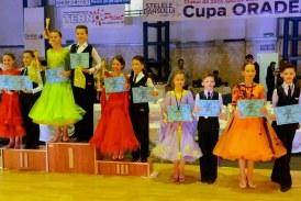 Sezonul 2017 a inceput cu aur pentru Prodance 2000 Baia Mare