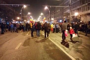 UPDATE – O noua zi: Mii de baimareni protesteaza in strada impotriva gratierii (FOTO)