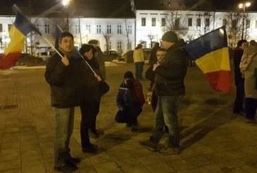Baimarenii nu se lasa: A 12- a zi de protest (FOTO)