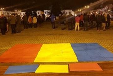 Oameni frumosi si liberi: Baia Mare la a 13 – a zi de protest (FOTO)