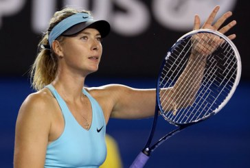 Tenis: Maria Sarapova va primi un wild card la Australian Open
