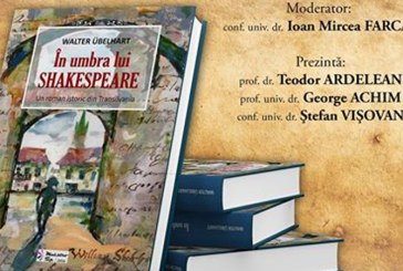 """""""In umbra lui Shakespeare"""" la Centrul Universitar Nord din Baia Mare"""