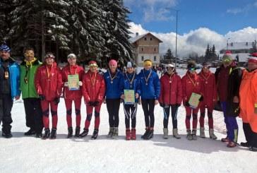C.S.S. Baia Sprie, la CN Cluburilor Sportive Scolare si CN de Schi Biatlon Juniori. Afla rezultatele