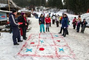 160 de copii din programele Hope and Homes for Children au participat la Jocurile Speciale de Iarna din Cavnic