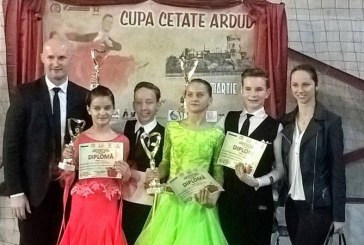 Prodance 2000 a cucerit opt medalii la Cupa Cetate Ardud (FOTO)