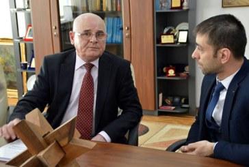 Ambasadorul Ucrainei in Romania a multumit autoritatilor judetene pentru atentia acordata minoritatii ucrainene din Maramures