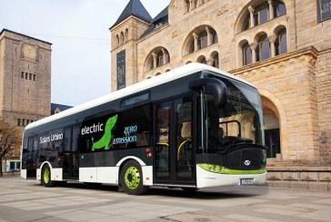 Timp de patru zile, in Baia Mare va circula un autobuz electric