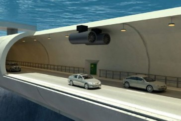Norvegia va construi tuneluri subacvatice plutitoare