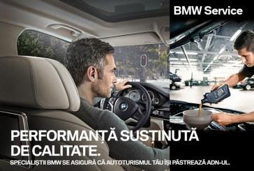 La BMW Group West Motors din Satu Mare ai pana la 40% discount la pachetele pentru Revizie Ulei si Filtre!