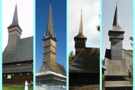 Patru biserici greco-catolice, inscrise in Circuitul Bisericilor de lemn din Transilvania de Nord