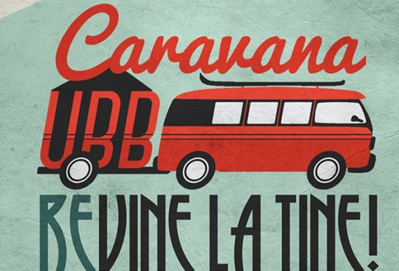 Viata de student: Caravana UBB ajunge in Baia Mare