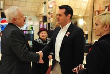 Pupaturi cu inculpatul! Liderii UDMR Baia Mare au umilit din nou comunitatea maghiara