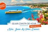 Coasta de Azur – destinatia de lux accesibila oricarui buzunar