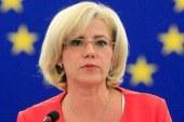 Corina Cretu: Nu mai accept insultele Guvernului Romaniei fata de munca mea. Facem eforturi supraomenesti sa evitam dezangajarile